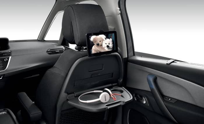accessoires monospace familial Citroën Grand C4 Spacetourer Drôme Ardèche