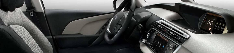 intérieur spacieux et confortable monospace C4 spacetourer Citroën Valence Romans
