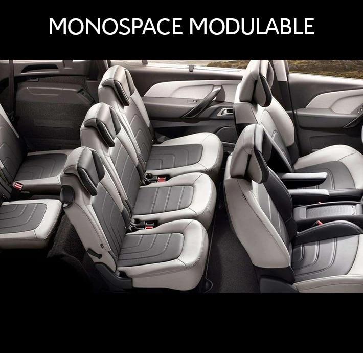 monospace familial spacieux et modulable en Drôme et en Ardèche