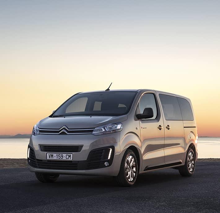 design van familial Citroën Spacetourer à Valence - Romans
