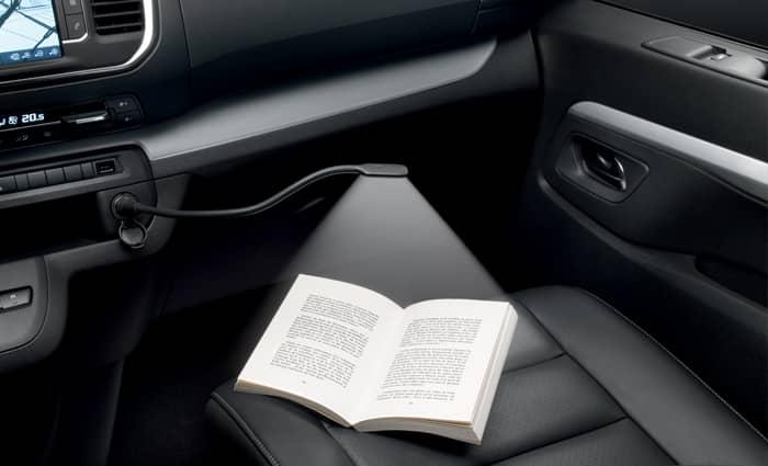 accessoires utilitaire personnalisable Citroën Jumpy