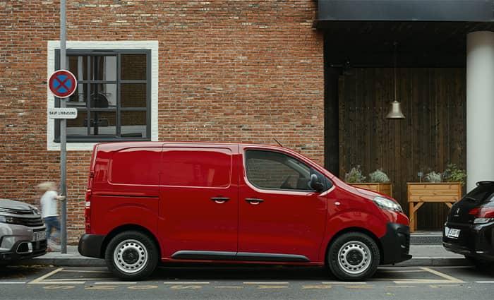 découvrir l'utilitaire Citroën Jumpy en Drôme et en Ardèche