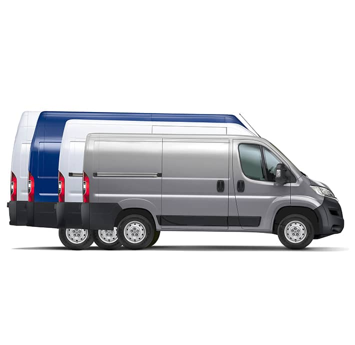dimensions utilitaire Citroën Jumper Valence - Romans