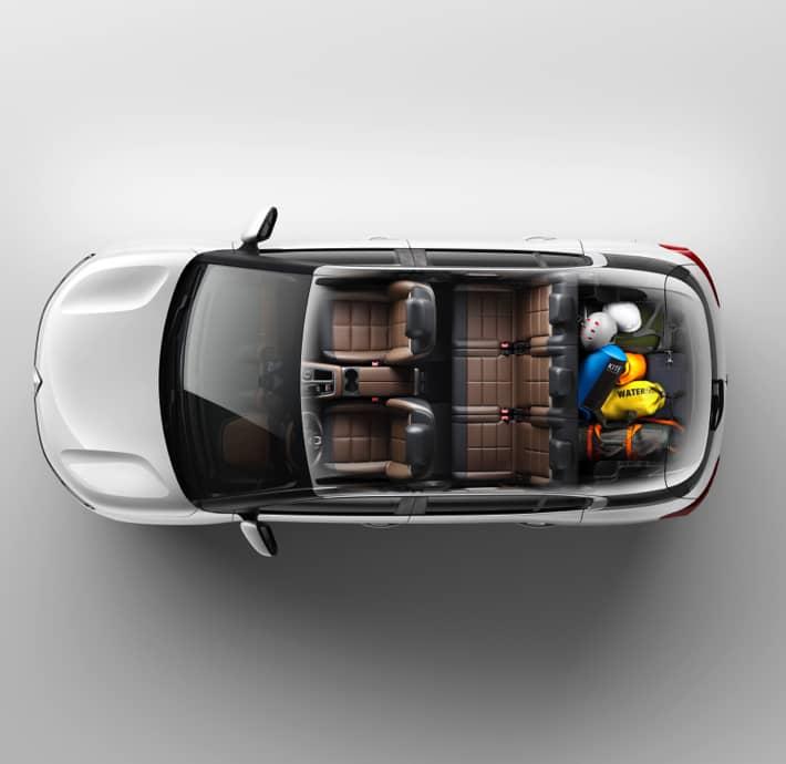 suv familial confortable avec 5 places spacieuse et modulable en Drôme ardèche - Citroën C5 Aircross